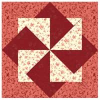 Wings of Eagles quilt block pattern... one day I want to make a quilt of these!