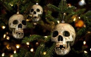 Skull Christmas by ~yuppieboy on deviantART