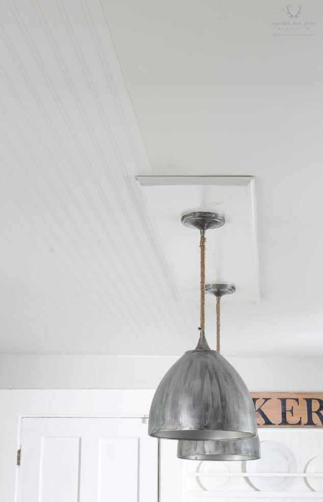 How to Install Wallpaper on your Ceiling - Rooms For Rent blog