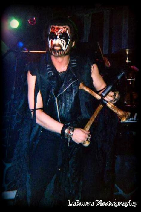 Goth slut king diamond