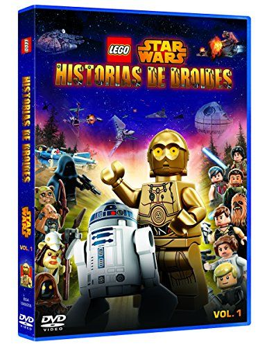 Lego Star Wars Droid Tales Vol 1 Nonusa Format Pal Region 2 Import Spain -- Want to know more, click on the image.