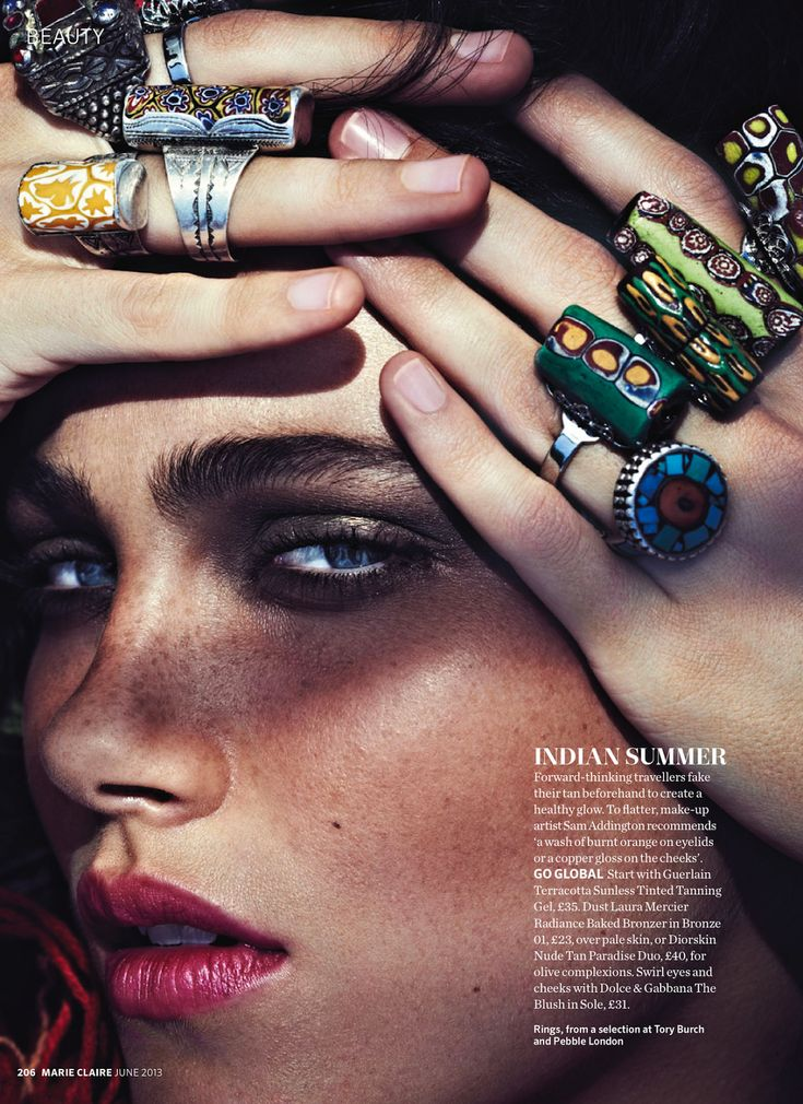 global gathering: anna speckhart by jason hetherington for uk marie claire june 2013 | visual optimism; fashion editorials, shows, campaigns & more!