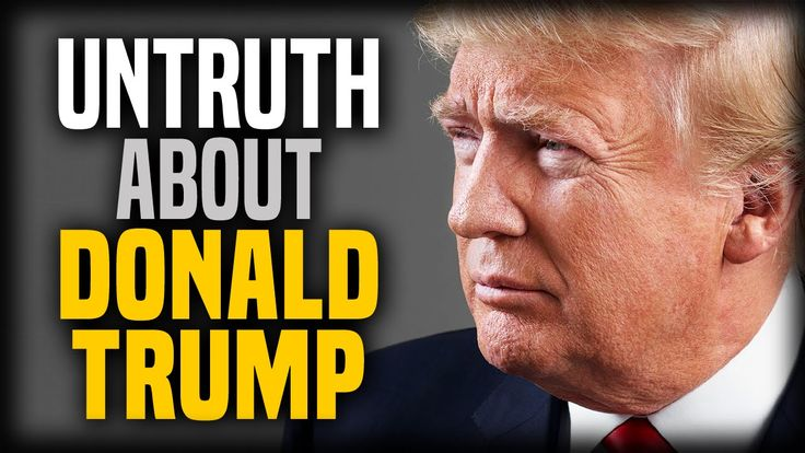The Untruth About Donald Trump  Don't underestimate him.  He may not be right for POTUS but learn from him.