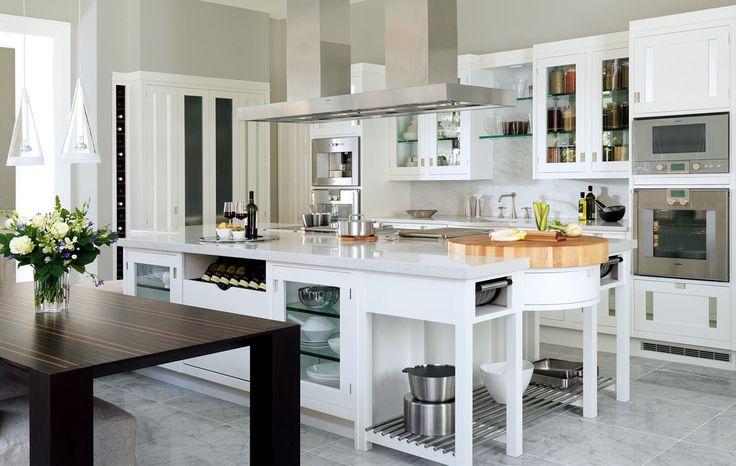 smallbone kitchen colours