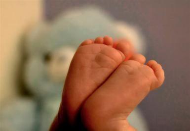 baby-feet.jpeg - Photo by Gabi Menashe, licensed via Creative Commons.