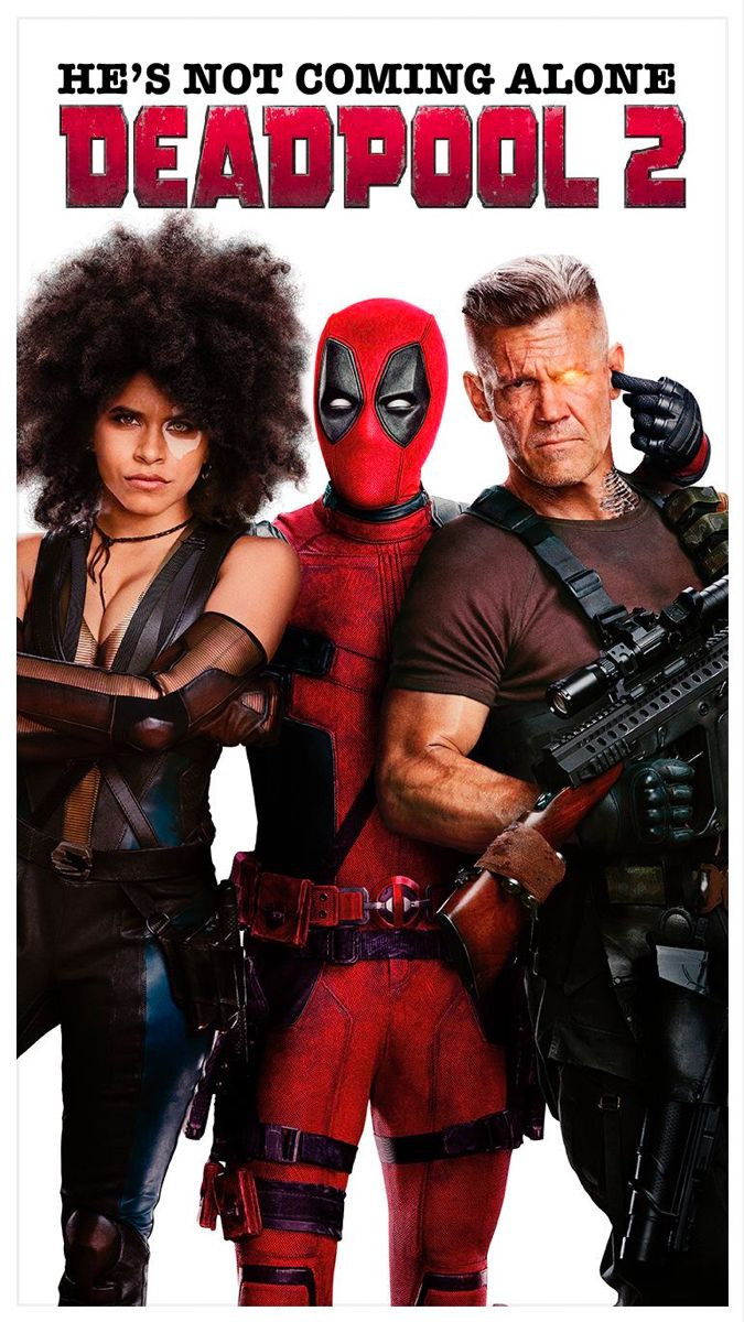 Deadpool 2 Deadpool 2 Movie Deadpool Movie Deadpool 2 Poster