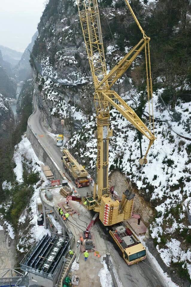 Overhead Cranes Queensland : Best images about mobile crane on worlds