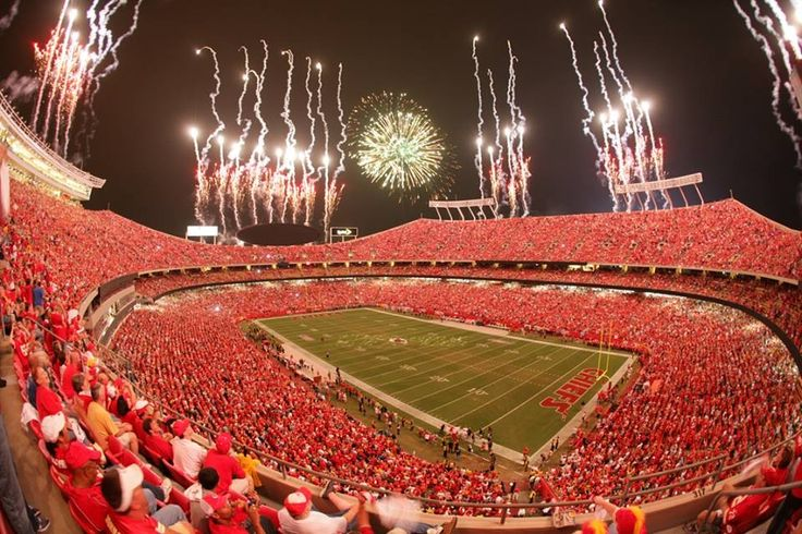 KC Chiefs-so excited for football to start!