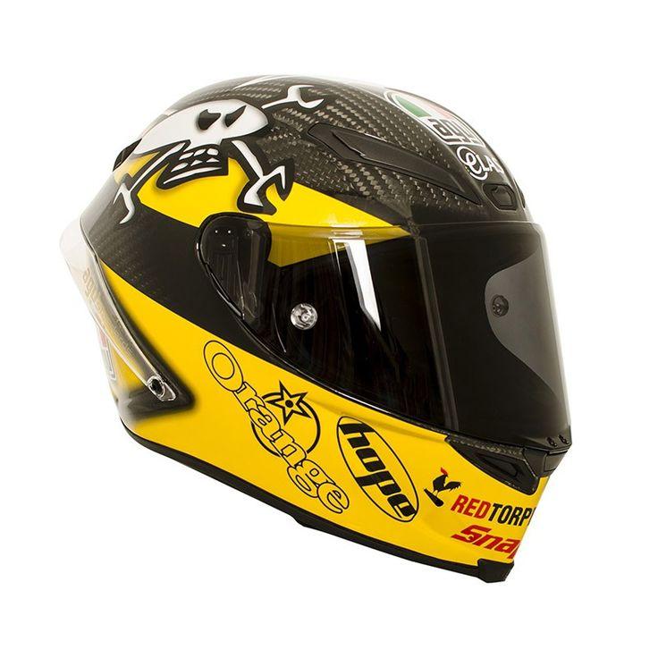 AGV Corsa Guy Martin Helmet