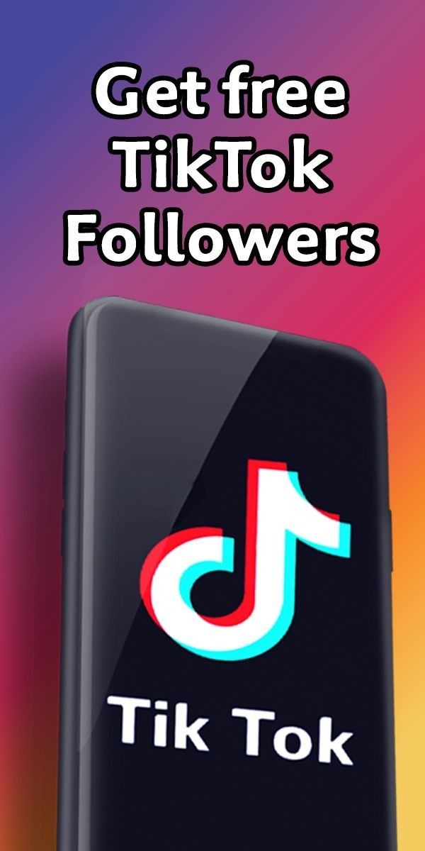 How To Get Tik Tok Followers For Free In 2020 Free Followers Free Followers On Instagram Tik Tok