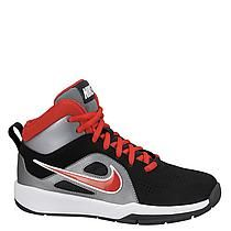 Nike junior basketbalschoenen Zwart/rood/zilver