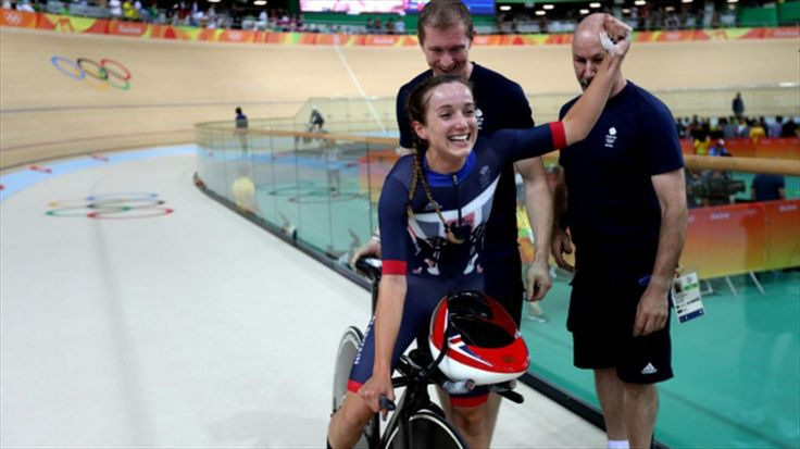 October 21 2016 - Britain's Elinor Barker relaunched her individual race career by claiming silver in the scratch race at the European Track Cycling Championships in Paris
