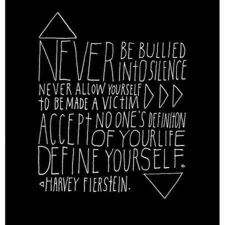 Anti Bullying Quotes 21 Best Antibullying Images On Pinterest  Bullying Quotes Quote