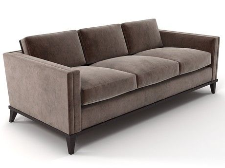 Beautiful Donghia Hudson Sofa 3d Model   N/A