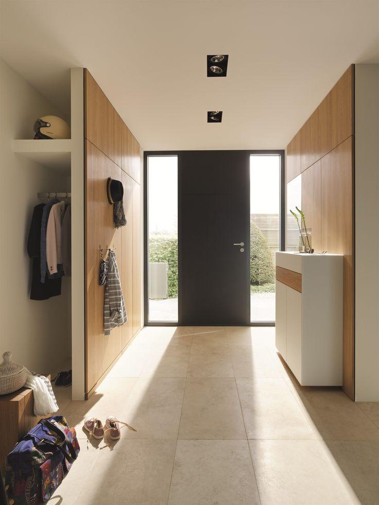 #Wooden hallway unit CUBUS PURE Cubus Pure Collection by @team7 | #design Sebastian Desch