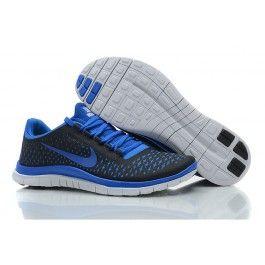 Nagelneu Nike Free 3.0 V4 Männer Schuhe Schwarz Blau Schuhe Online | Cool Nike Free 3.0 V4 Schuhe Online | Nike Free Schuhe Online Billig | schuheoutlet.net