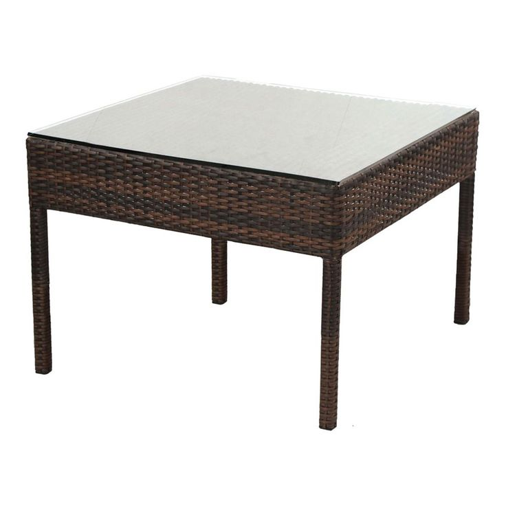Shop Alfresco Home  43-1278-T Logan All Weather Wicker Bunching Table at ATG Stores. Browse our outdoor coffee tables, all with free shipping and best price guaranteed.