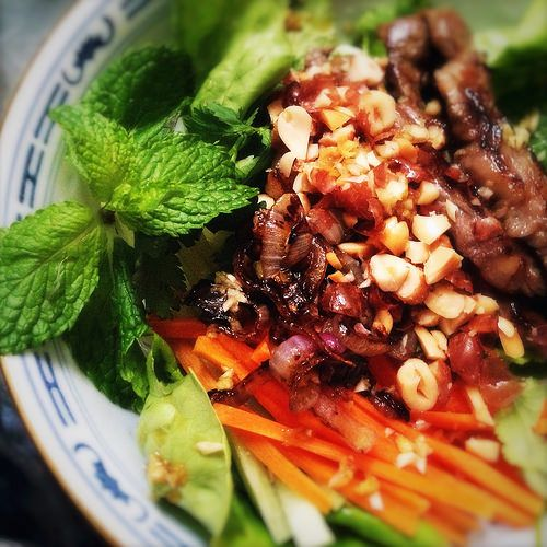 1000+ ideas about Salade Bo Bun on Pinterest | Bo Bun, Tartare De ...