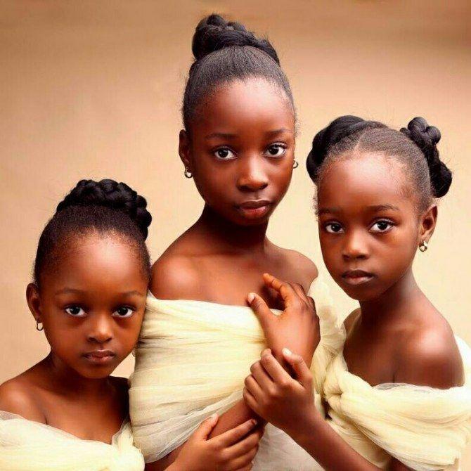 Cette Jeune Nigeriane Est La Nouvelle Plus Belle Petite Fille Du Monde Plus Belle Fille Du Monde Petite Fille Nigeriane