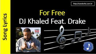 khaled free feat drake lyrics