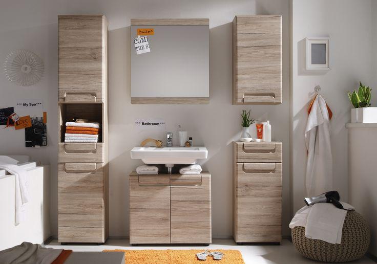 Badezimmer Eiche San Remo Tiefgezogen Woody 93-00458 modern Jetzt bestellen unter: https://moebel.ladendirekt.de/bad/badmoebel/badmoebel-sets/?uid=1cd2e9cc-7be8-522d-b28e-ae65928b0e22&utm_source=pinterest&utm_medium=pin&utm_campaign=boards #bad #badmoebel #badmoebelsets