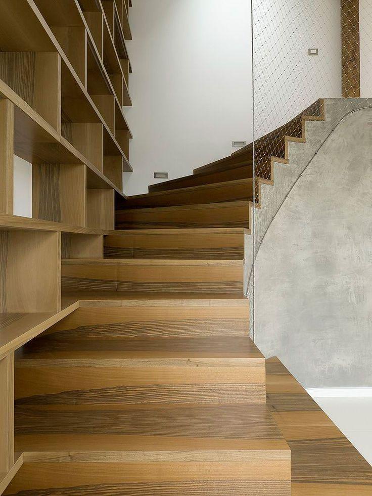 17 beste afbeeldingen over interieur trap en entree op pinterest belgi house en trappenhuizen - Interieur trap ...