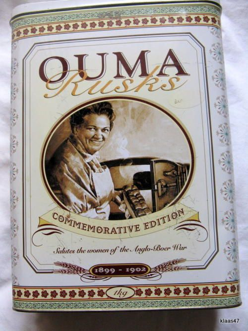 vintage signs Ouma rusks - Google Search