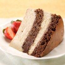 CHOCOLATE MOUSSE CAKE Sajian Sedap
