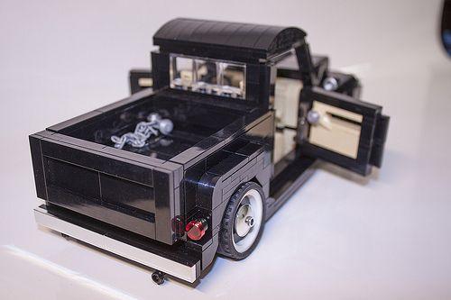 LEGO FORD F-150 (50s) - 1:18 - custom car #3 | Flickr - Photo Sharing!