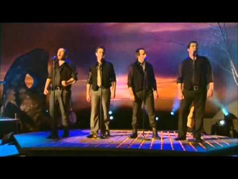 The High Kings - Parting Glass  ...a farewell song that I adore. Done beautifully by my favorite Irish lads. Superb!!