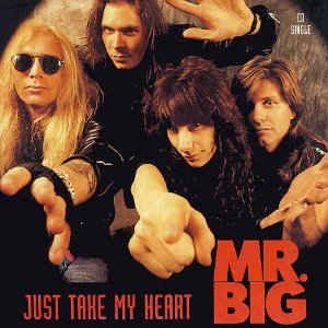 Mr. Big - Just Take My Heart: buy CD, Single, Car at Discogs