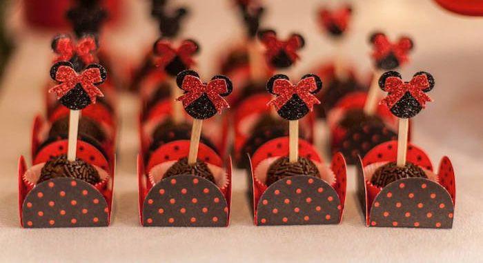 Minnie Mouse 3rd Birthday Party | Kara's Party Ideas