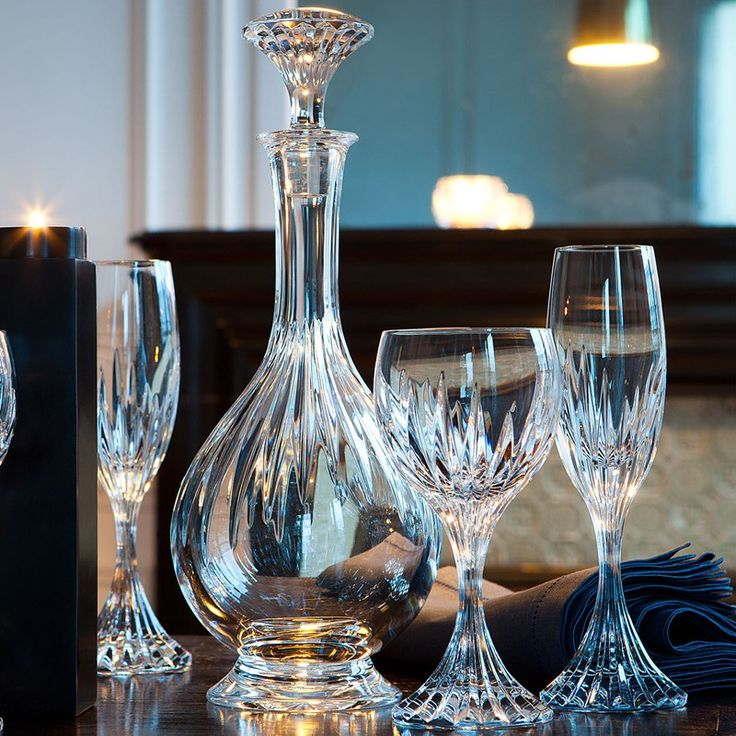 17 Best Images About Baccarat Crystal On Pinterest