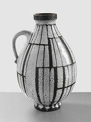 Carstens Tonnieshof 227-43 (Fat Lava Wadersloh) Tags: west modern century island lava fat german pottery decor heinz mid mcm carstens wgp tnnieshof siery vision:text=0796 vision:outdoor=0954