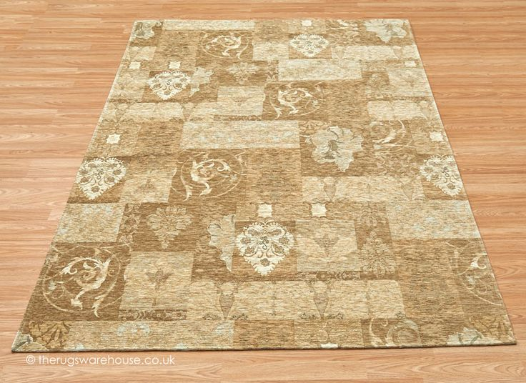 REDUCED TO CLEAR: Patagonia Beige Rug, an acrylic chenille modern machine-woven rug in shades of beige (made in Belgium, 5 sizes, from £57.00) http://www.therugswarehouse.co.uk/modern-rugs3/patagonia-rugs/patagonia-beige-rug.html