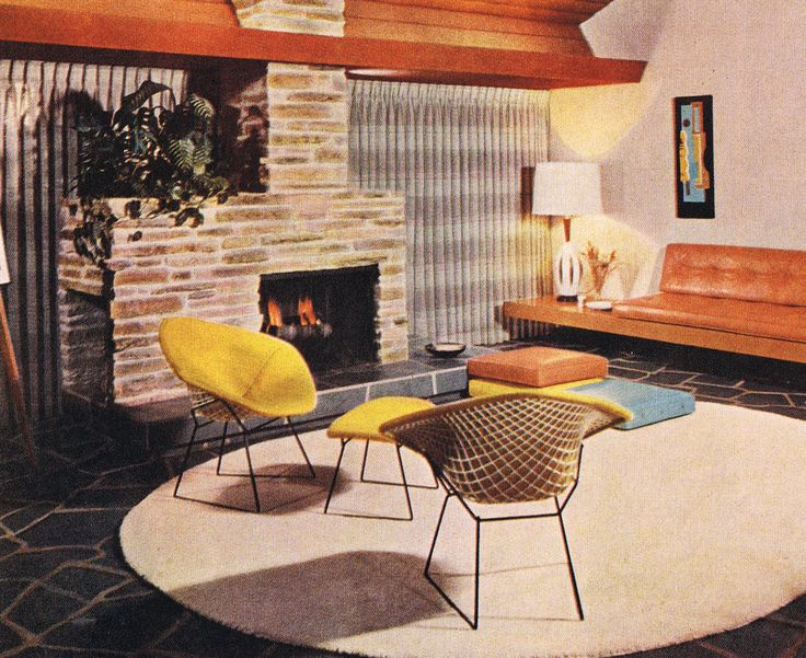 surprising 1960s sitcom living room | 110 best images about 1960s & 70s style decor on Pinterest
