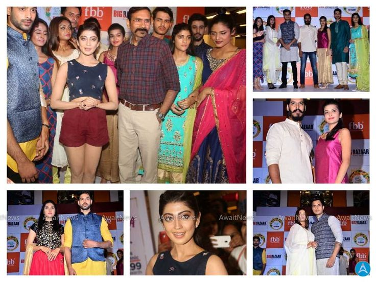 Pranitha Subhash Launches FBB Dasara Collection 2017 Photos