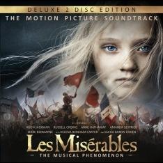 Les Misérables: The Motion Picture Soundtrack (Deluxe 2 Discs 42 songs) available 3/19/2013