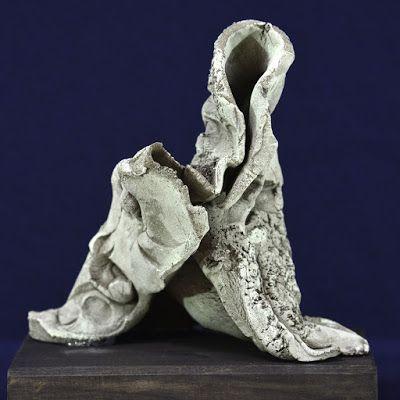 L'arte di Vittorio Amadio: Le argille di Vittorio Amadio. Se acqua e terra... quando verrà Natale