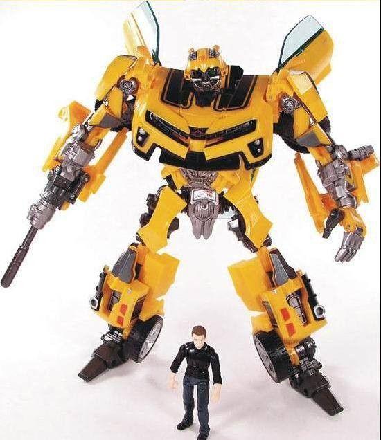 Transformasi robot, Aliansi manusia bumblebee, Dan Sam Action figure mainan untuk mainan klasik, Tokoh anime, Kartun anak mainan