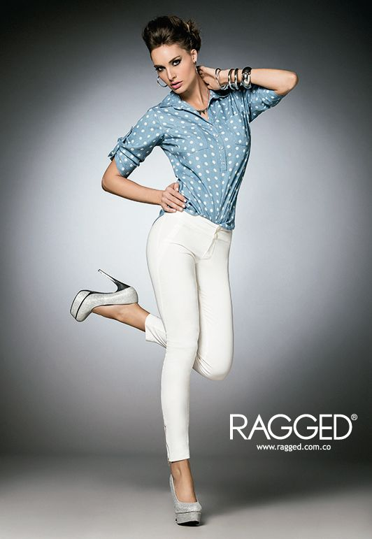 #RAGGED