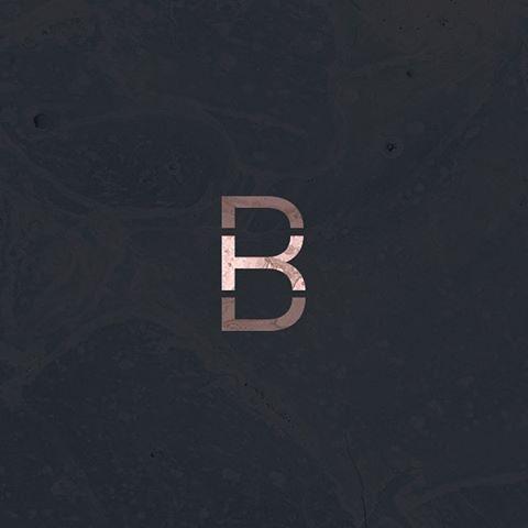 BK Monogram Logo by @yawnzen