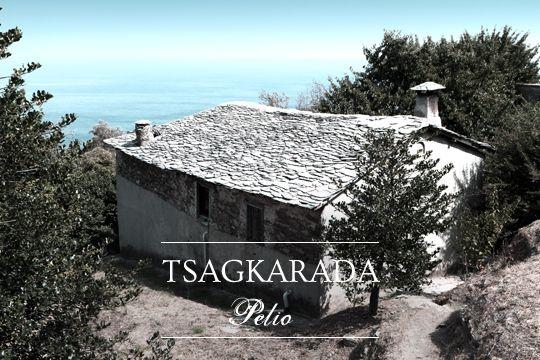 Tsagarada, Pelion, Greece