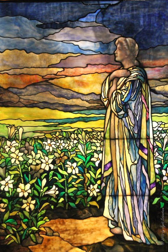 Best 25+ Tiffany stained glass ideas on Pinterest | Louis comfort ...