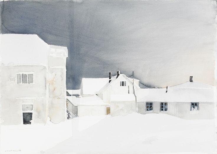 Lars Lerin, Vita hus