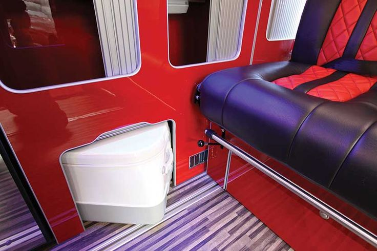 New from Motorhome & Campervan Magazine Wellhouse TERRIERROSSO Special Edition  David Terence eagerly greets the Wellhouse Terrier 'Rosso' Special edition on high specification Ford Transit Custom base  Wellhouse Leisure s...