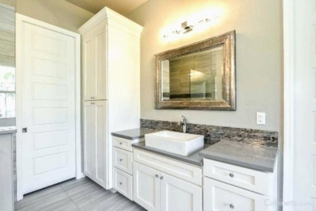 37+ Unassembled bathroom vanities and cabinets custom