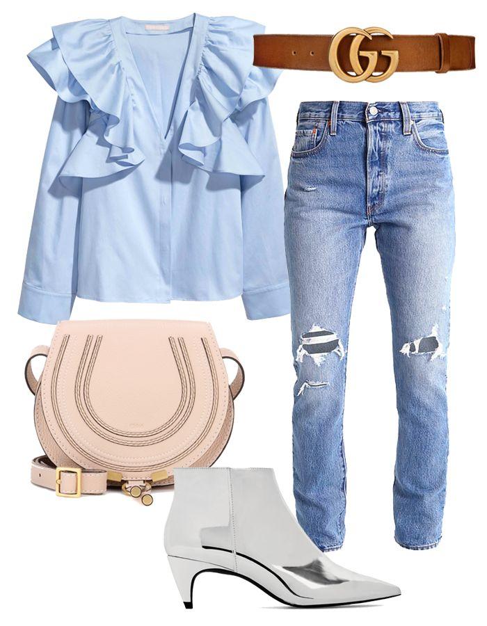 5 idées de looks pour passer en mode printemps   Glamour
