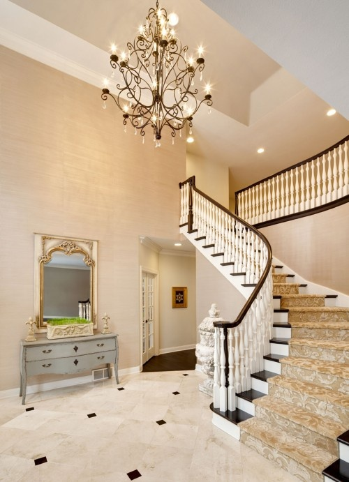 Lighting Basement Washroom Stairs: 17 Best Images About Entrance Hall Flooring On Pinterest