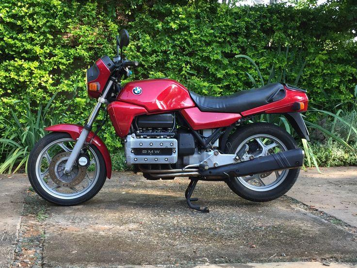 BMW K100 Donor Bike